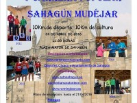 Carrera popular Sahagún - Mudejar