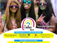 Carrera Color Tour León
