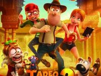 Cine - Tadeo Jones 2: El secreto del Rey Midas