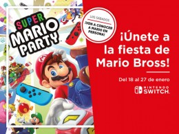 Super Mario Party en Espacio León