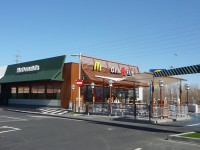 Restaurante McDonalds Mercaleón